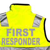 Softshell-Weste FIRST RESPONDER