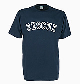T-Shirt RESCUE