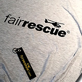 Baumwoll T-Shirt FAIR RESCUE